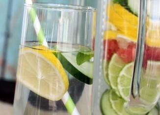 دیتاکس لیمو و خیار