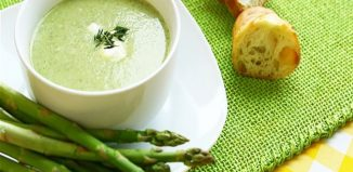 سوپ تایلندی مارچوبه