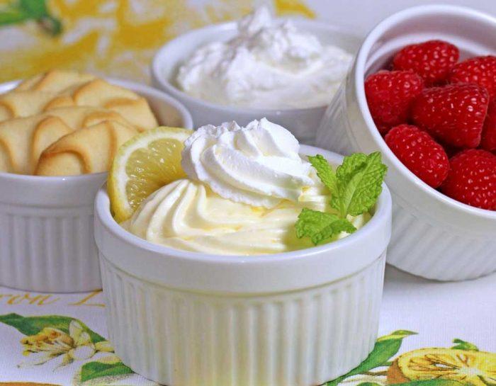 پودینگ لیمو