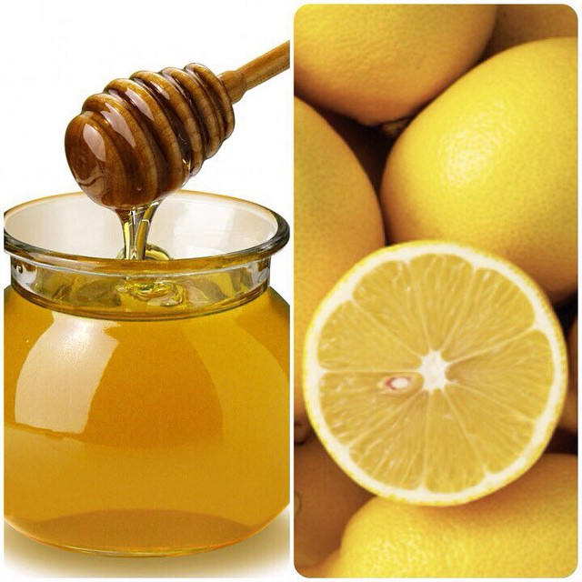 ماسک لیفتینگ لیمو، عسل و تخم مرغ