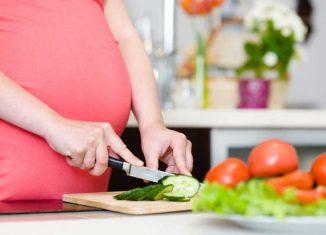 رژیم گیاهی در بارداری